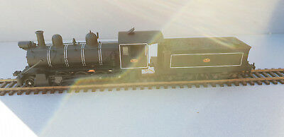 LFS-100 Victorian V-Class 2-8-0 Steam loco, Linkline-Frat2