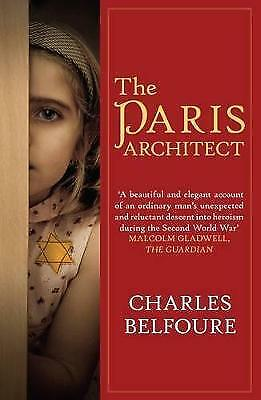 The Paris Architect by Charles Belfoure (Paperback, 2015)
