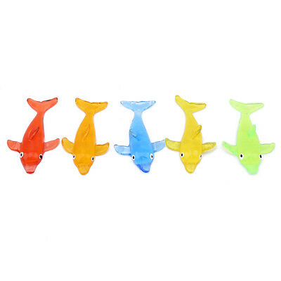 Dolphin Shape Stretch Squishies Toys Kids Stress Relief Funny Toys Favor Gift N7