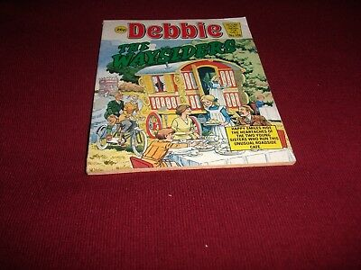 REALLY RARE DEBBIE PICTURE STORY LIBRARY BOOK from the 1980's - never been read!