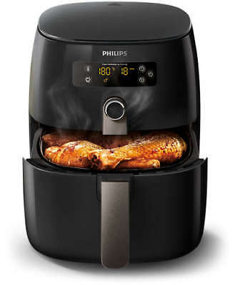 Philips HD9745/90 Airfryer Twin Turbo Star Heißluftfritteuse Air Fryer Fritteuse