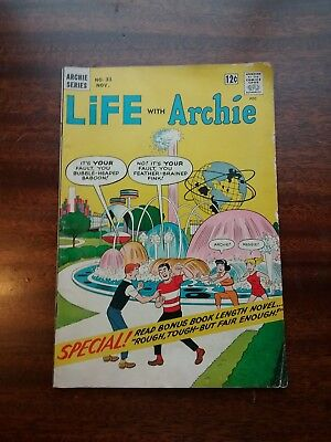 Life with Archie #31 ( Nov 1964, Archie Series )
