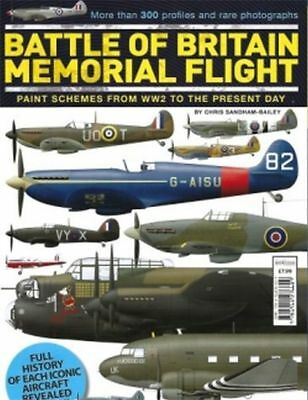 Battle of Britain Memorial Flight Paint Schemes By Chris S Bailey- Mortons