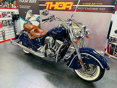 Indian VINTAGE 1811cc,FULL STAGE 2TUNED.CAMS+PIPES,BAGS+SCREEN .......... £13950