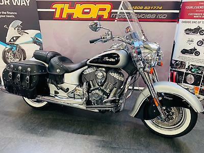 Indian VINTAGE 1811cc 2018 BRAND NEW £20000 OFF, NOW £19699