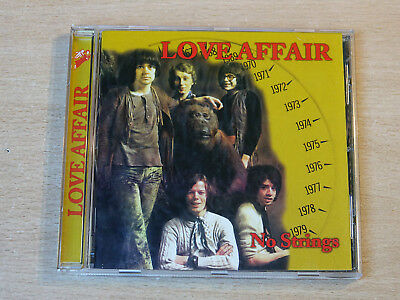 Love Affair/No Strings Every Now & Then/2000 CD Album