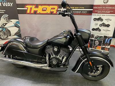Indian DARKHORSE 1811cc 2016 ONLY 4000 miles,MINTER,NOW ONLY £13995