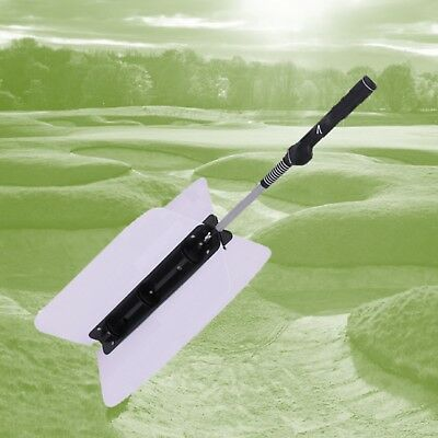 Golf Swing Fan Trainer with Reminder Teaching Grip for Golf Muscle Memory