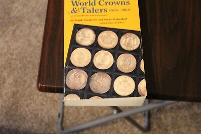 World Crowns and Talers 1484-1968  Colin R Bruce Editor.