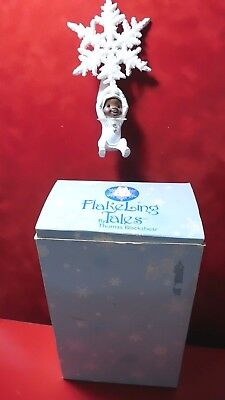 Thomas Blackshear Flakeling Tales HANGING OUT 93008 2001 Box and Tag EUC