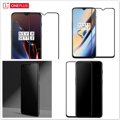 Original Glossy OnePlus 6T Luxury Tempered Glass Screen Protector Anti-Scratch