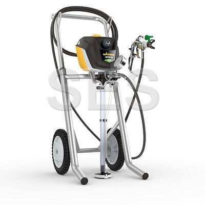 Wagner HEA Control Pro 350M Extra Airless Spray Package - Cart Mounted