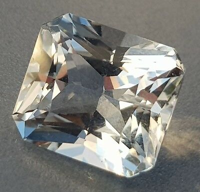WaterfallGems 5.03ct Quartz, 10.7x9.2mm