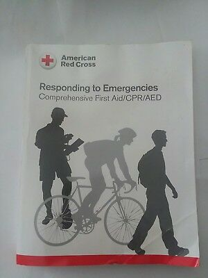First Aid Responding To Emergencies 4th Edition American Red