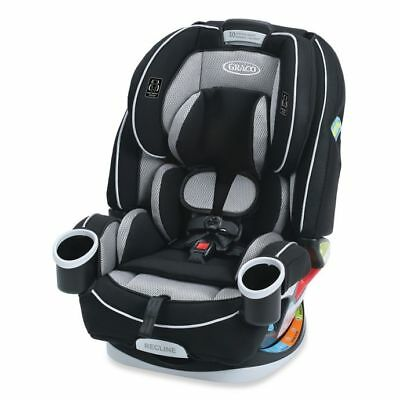 Graco 4Ever All-in-1 Convertible Car Seat in Matrix