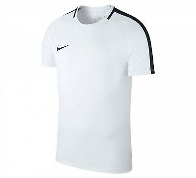 Nike Academy 18 Training Top Trainingsshirt Fußball Shirt Herren weiß Gr. 183