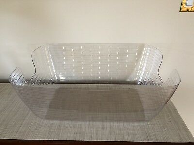 Longaberger Small Laundry Basket Protector PROTECTOR ONLY ~ Good Used Condition.