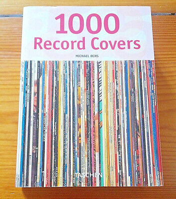 Michael Ochs: 1000 Record Covers, Plattencover, LP-Cover