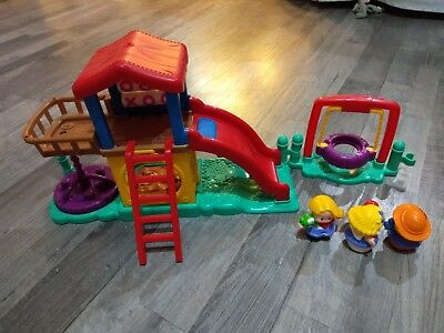 Fisher Price Little People Playground / Park