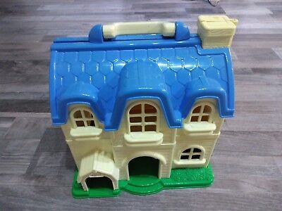 Dolls House. Ideal For Little People Fisher Price