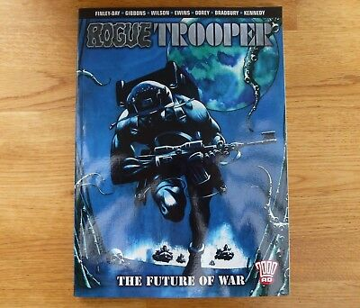 Rogue Trooper: The Future of War, Finlay-Day Gibbons Wilson Ewins 2000 AD