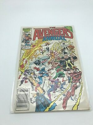 The Avengers Annual #15 ~ NICE ~ (1986, Marvel Comics) 25th Ann FREE SHIPPING