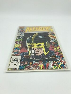 The Avengers #273 (Nov. 1986, Marvel) NICE FREE SHIPPING