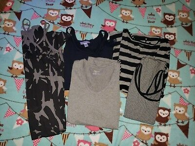 Maternity tops  MED LOT 2 USED
