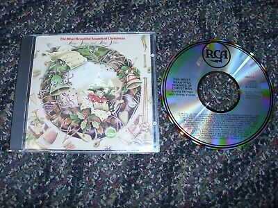 Living Strings & Voices -The Most Beautiful Sounds Of Christmas Cd Ln, Free Ship
