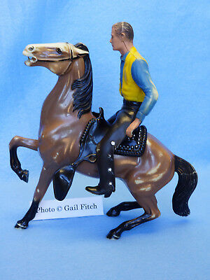 Hartland Gil Favor on Semi-Rearing Horse! RARE!