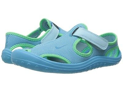 51044a1c11e2 NIKE Sunray Protect Water Shoes Sporty Sandals Size 2 Little Kid Youth Girls