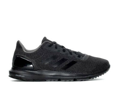 best service 1042e c025f Adidas Cosmic 2 All Black Mens Running Athletic Training Shoes CQ1711