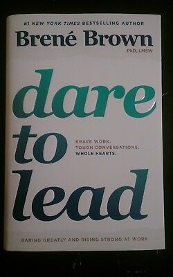Dare to Lead: Brave Work. Tough Conversations. Whole Hearts (Hardcover) - New