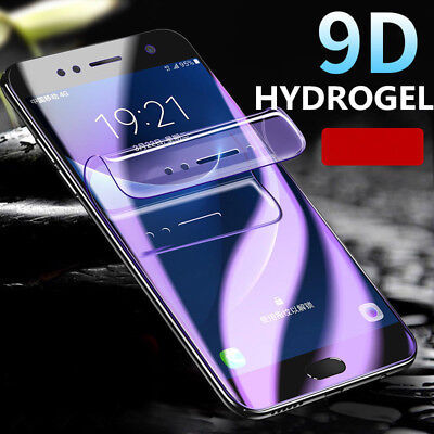 9D Hydrogel film Full Body Screen Protector for Samsung Galaxy S8 S9 Plus Note 8