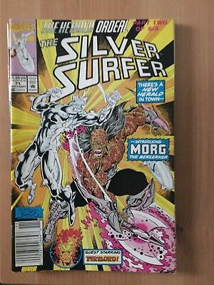 The Silver Surfer #71
