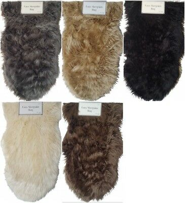 Luxury Soft Faux Large Sheepskin Rugs Bedroom Fluffy Furry Rug Mat Shaggy Rooms