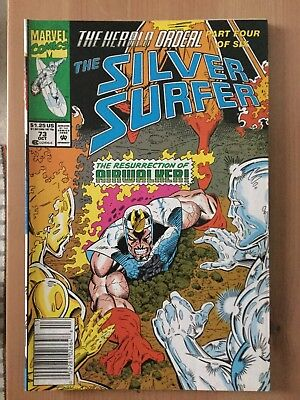 The Silver Surfer #73