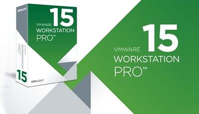 VMware Workstation 15 Pro ⭐ Lifetime⭐ Fully Licensed Version⭐Multiple 5 pc