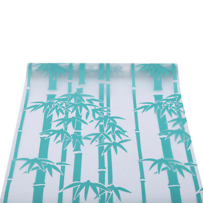 Striped Dandelion Frosted Privacy Glass Cling Window Film Protector Sticker one