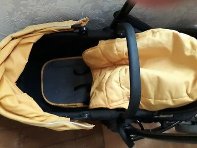Graco evo travel system. Pram, pushchair, stroller.  With car seat and carrycot