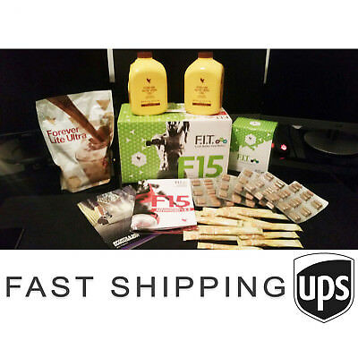 Forever Living F15 Beginner - Intermediate - Advanced - FAST FREE UK P&P - C9