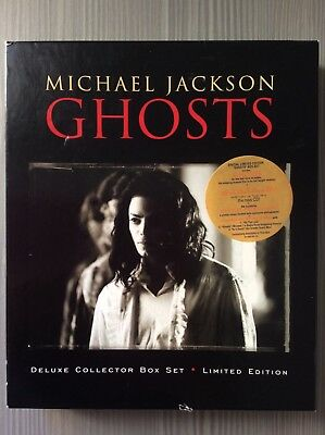 Michael Jackson's Ghosts - Deluxe Collector Box Set - Limited Edition
