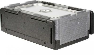 Flip-Box XL Insulation Box - Fits 60 Cans, Collapsible Iceless Cooler...