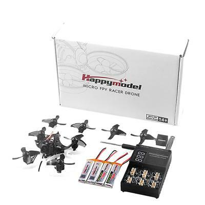 Happymodel Mobula7 75mm 2S Indoor Four-Axis Brushless Whoop Racer Drone BNF 0802