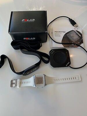 Polar FT60 Heart Rate Monitor & Sports Watch