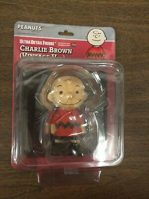 Peanuts Charlie Brown (Vintage Version) VCD by Medicom Toy 2012 NEW