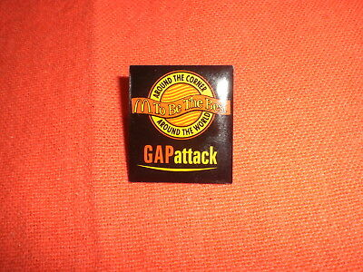 """Pin. """"M. To. Be. The Best"""". (GAPattack.)"""
