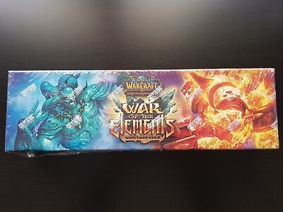 World of Warcraft Trading Card Game War oft he Elements