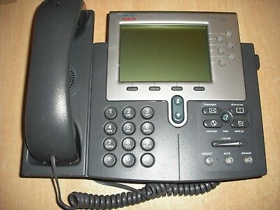 Cisco CP-7962G - IP Phone - Systemtelefon - VOIP