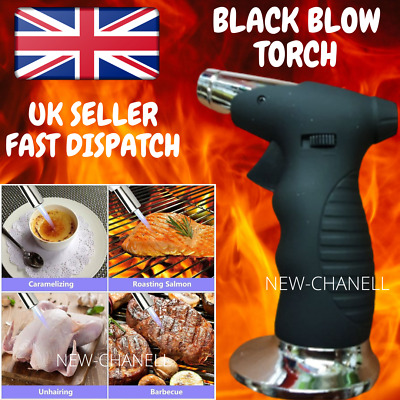 Kitchen Blow Torch (with A Stand) BUTANE GAS MINI MICRO WIRELESS COOK SOLDERING